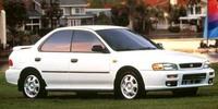 1998 SUBARU IMPREZA GC GF GM SERVICE AND REPAIR MANUAL