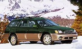 Thumbnail 2001 SUBARU OUTBACK SERVICE AND REPAIR MANUAL