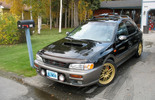 Thumbnail 1994 SUBARU OUTBACK SPORT SERVICE AND REPAIR MANUAL