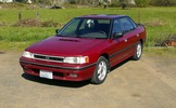 1991 SUBARU LEGACY BC BJ BF SERVICE AND REPAIR MANUAL