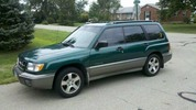 1998 SUBARU FORESTER SF SERVICE AND REPAIR MANUAL