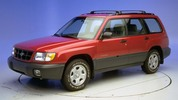 1999 SUBARU FORESTER SF SERVICE AND REPAIR MANUAL