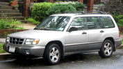 2000 SUBARU FORESTER SF SERVICE AND REPAIR MANUAL
