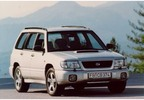 2001 SUBARU FORESTER SF SERVICE AND REPAIR MANUAL
