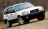 2002 SUBARU FORESTER SF SERVICE AND REPAIR MANUAL