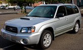2005 SUBARU FORESTER SG SERVICE AND REPAIR MANUAL