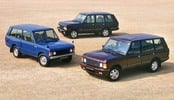 Thumbnail 1970-1995 LAND ROVER RANGE ROVER CLASSIC SERVICE AND REPAIR