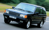 1994 LAND ROVER RANGE ROVER P38A SERVICE AND REPAIR MANUAL