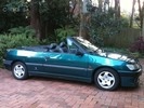 1996 PEUGEOT 306 CABRIOLET SERVICE AND REPAIR MANUAL