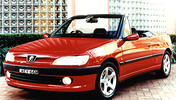 Thumbnail 1997 PEUGEOT 306 CABRIOLET SERVICE AND REPAIR MANUAL