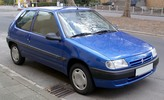 Thumbnail 1996 CITROEN SAXO SERVICE AND REPAIR MANUAL
