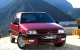 Thumbnail 1997 CITROEN SAXO SERVICE AND REPAIR MANUAL