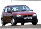 Thumbnail 1995 OPEL CORSA SERVICE AND REPAIR MANUAL