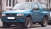 Thumbnail 1991 OPEL FRONTERA SERVICE AND REPAIR MANUAL