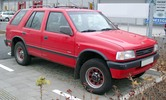 Thumbnail 1992 OPEL FRONTERA SERVICE AND REPAIR MANUAL