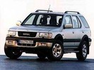 Thumbnail 1999 OPEL FRONTERA SERVICE AND REPAIR MANUAL