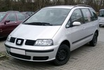Thumbnail 2002 SEAT ALHAMBRA MK1 SERVICE AND REPAIR MANUAL