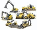Thumbnail VOLVO EC30 COMPACT EXCAVATOR SERVICE AND REPAIR MANUAL