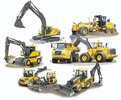 Thumbnail VOLVO EC55-EU COMPACT EXCAVATOR SERVICE AND REPAIR MANUAL