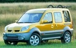 Thumbnail 2001 Renault Kangoo SERVICE AND REPAIR MANUAL