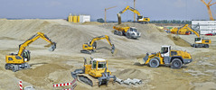Thumbnail LIEBHERR EARTH MOVING MACHINE R934C-R944C-R954C SERVICE AND