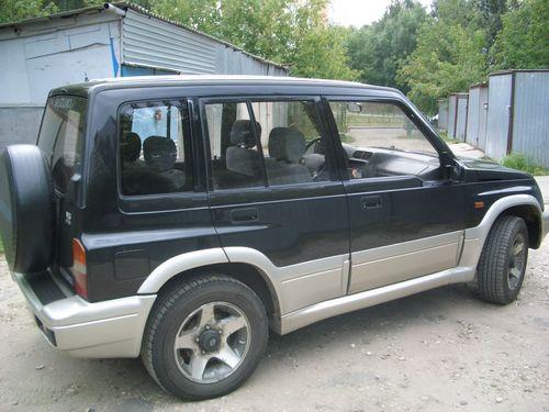 1991 Suzuki Grand Vitara All Models Service And Repair