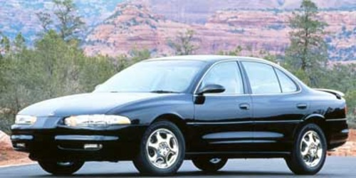 1998 intrigue all models service and repair manual