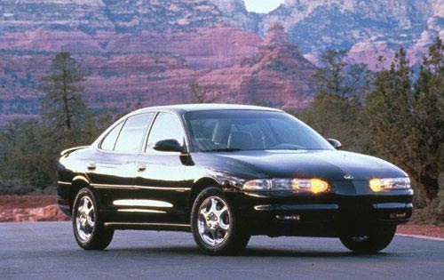 1999 intrigue all models service and repair manual