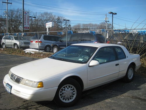 Pay for 1994 COUGAR SERVICE AND REPAIR MANUAL