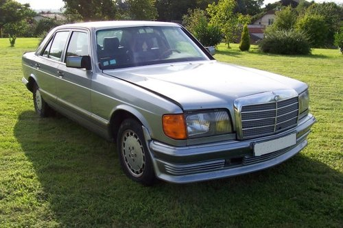 Pay for 1981 MERCEDES S-CLASS W126 SERVICE AND REPAIR MANUAL