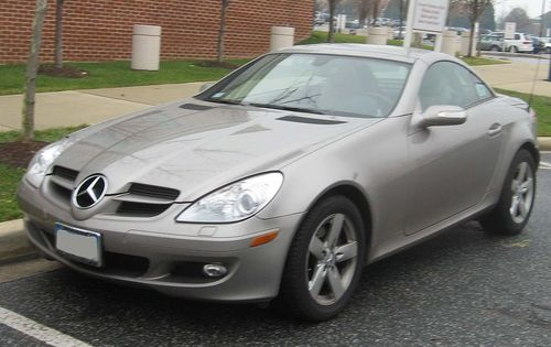 Pay for 2006 MERCEDES SLK-CLASS R171 REEPAIR AND SERVICE MANUAL