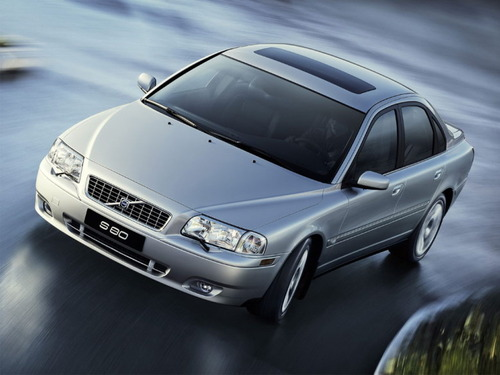 2005 Volvo S80 Service And Repair Manual