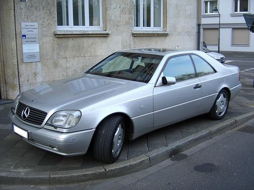 Pay for 1994 MERCEDES CL-CLASS C140 COUPE SERVICE AND REPAIR MANUAL