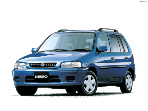 Pay for 2003 MAZDA DEMIO ALL MODELS SERVICE AND REPAIR MANUAL