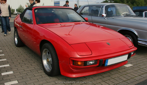 Free 1976-1988 PORSCHE 924 ALL MODELS SERVICE AND REPAIR MANUAL Download thumbnail