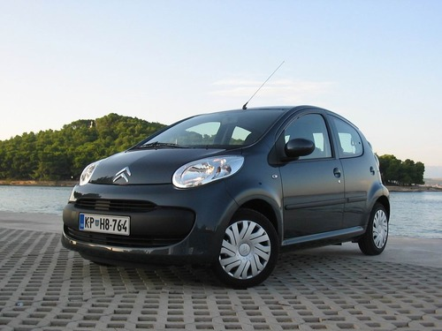 Free 2007 CITROEN C1 ALL MODELS SERVICE AND REPAIR MANUAL Download thumbnail