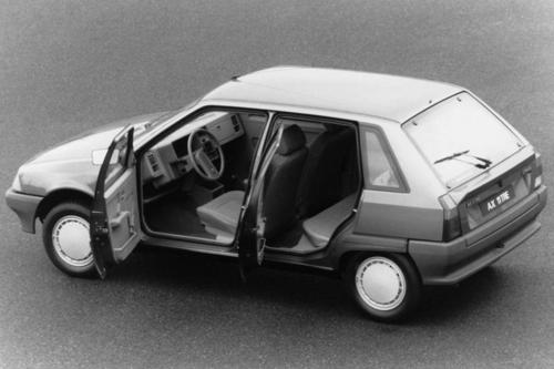 Free 1986-1998 CITROEN AX SERVICE AND REPAIR MANUAL Download thumbnail