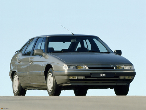 Free 1989 CITROEN XM SERVICE AND REPAIR MANUAL Download thumbnail