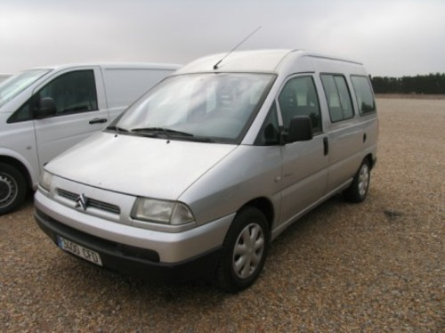 Free 2003 CITROEN JUMPY I SERVICE AND REPAIR MANUAL Download thumbnail