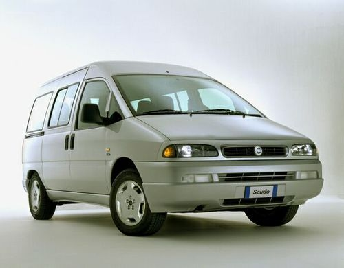 2003 FIAT SCUDO SERVICE AND REPAIR MANUAL