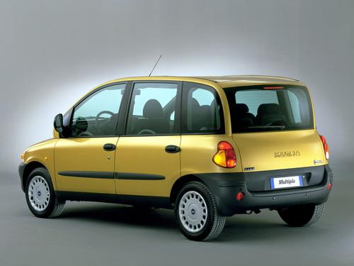 2001 fiat multipla service and repair manual tradebit rh tradebit com Fiat Multipla Interior Fiat Multipla Interior