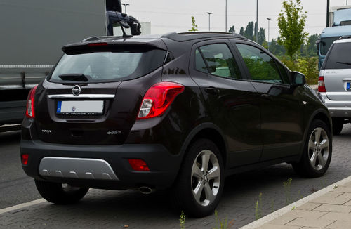 Free 2013 OPEL MOKKA SERVICE AND REPAIR MANUAL Download thumbnail
