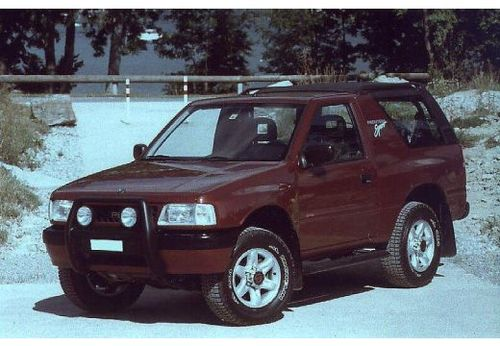 Free 1996 OPEL FRONTERA SERVICE AND REPAIR MANUAL Download thumbnail
