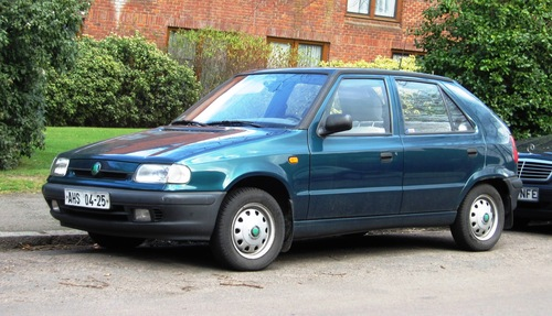 Free 1995 SKODA FELICIA SERVICE AND REPAIR MANUAL Download thumbnail