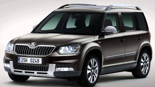 Free 2015 SKODA YETI SERVICE AND REPAIR MANUAL Download thumbnail