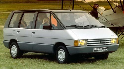 Free 1986 Renault Espace I SERVICE AND REPAIR MANUAL Download thumbnail