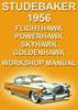 Thumbnail Studebaker Hawk 1956 Shop Manual