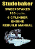 Thumbnail STUDEBAKER 185 cu in 6 Cylinder 1956-1958 Rebuild Manual