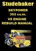 Thumbnail STUDEBAKER 352 V8 Engine Rebuild Manual