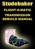 Thumbnail STUDEBAKER Flight-O-Matic Automatic Rebuild Manual